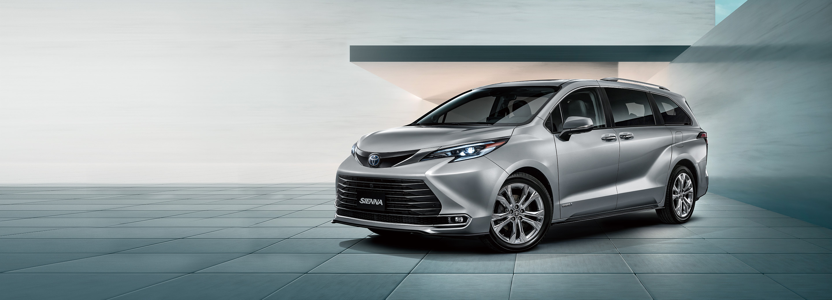 ALL NEW SIENNA