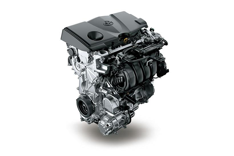 新世代 Dynamic Force Engine Hybrid 系統 +  E-CVT 電子控制無段變速系統 (HYBRID車型)