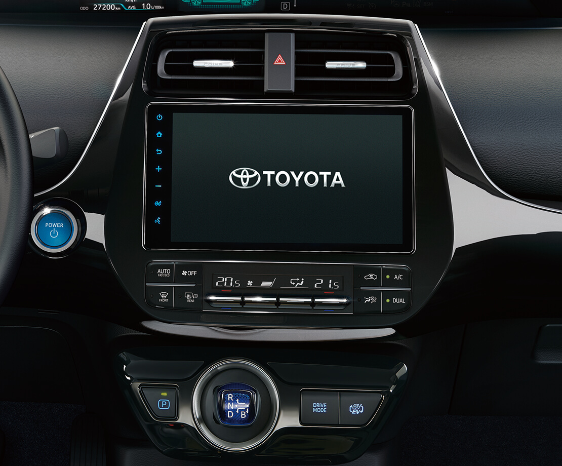 TOYOTA Drive+ Connect 智聯車載系統